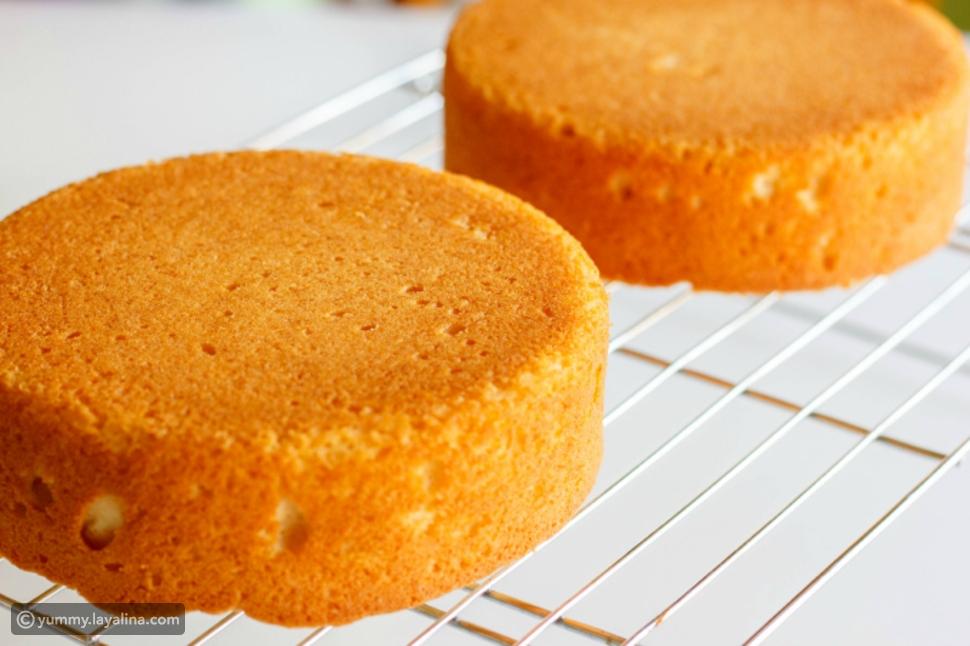 طريقة عمل الكيكة المصرية