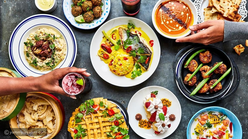 نصائح رمضانية في الموازنة بين الأطعمة والسعرات الحرارية